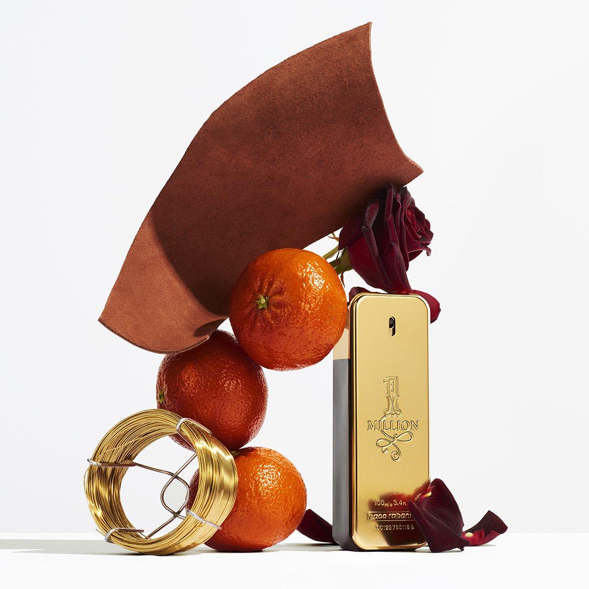 Perfume Masculino One Million Paco Rabanne Eau de Toilette 200ml - 1