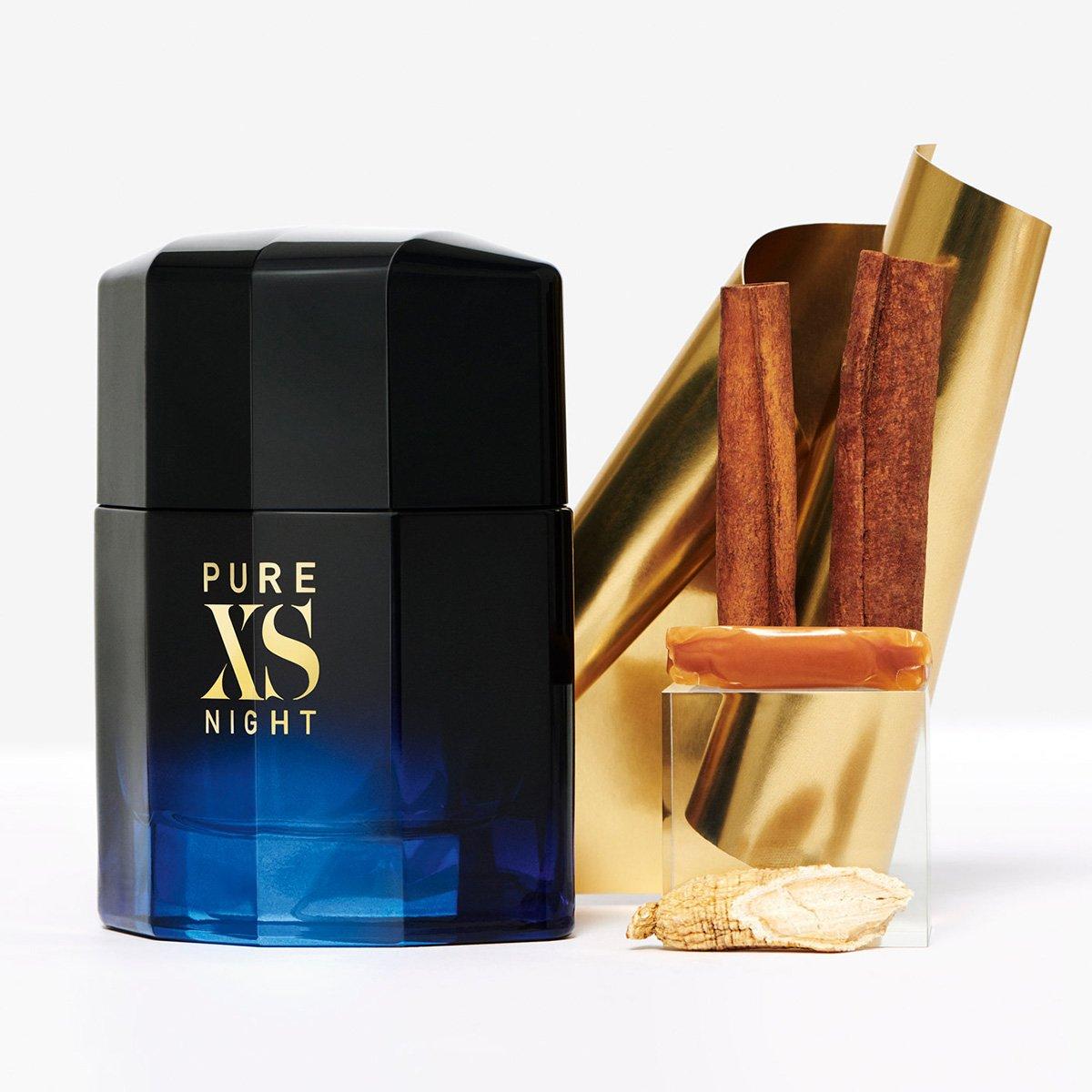 Perfume Paco Rabanne Pure XS Night EDP Masculino 100ml - 2
