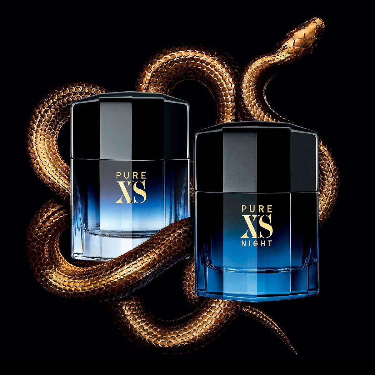Perfume Paco Rabanne Pure XS Night EDP Masculino 100ml - 3