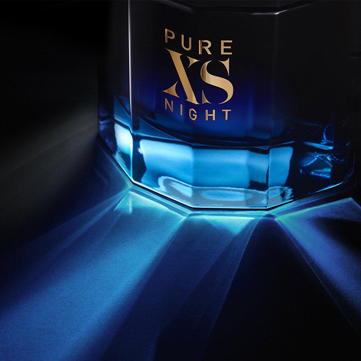 Perfume Paco Rabanne Pure XS Night EDP Masculino 100ml - 4