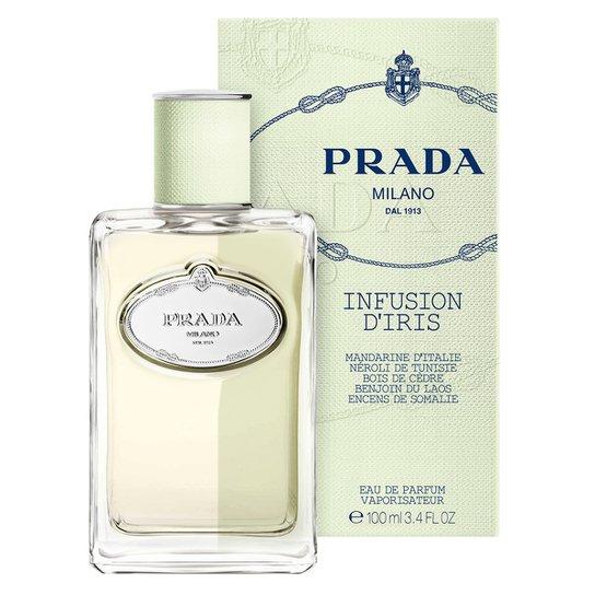 19a5cf8b6 Perfume Feminino Infusion D'Iris Prada Feminino Eau de Parfum 100ml -  Incolor