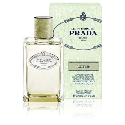 Perfume Feminino Les Infusions Vetiver Prada Eau de Parfum 100ml