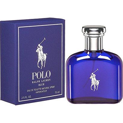 Perfume Polo Blue Masculino Ralph Lauren Eau de Toilette 75ml