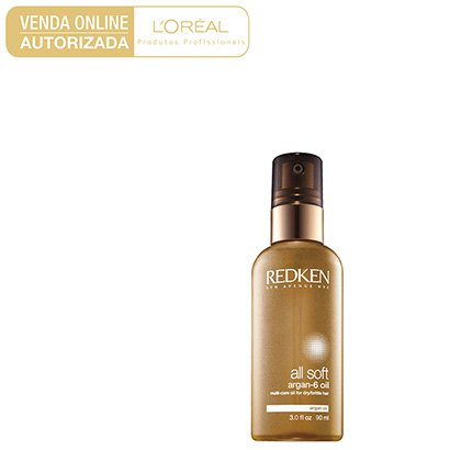 Óleo de Tratamento Redken All Soft Argan-6 90ml