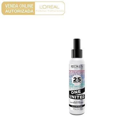 Spray de Tratamento Redken One United 25 Benefícios 150ml