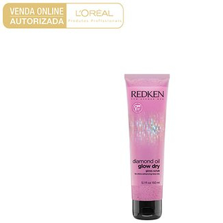 175784709 Pré-Shampoo Redken Diamond Oil Glow Dry Gloss Scrub 150ml