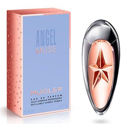 Perfume Feminino Angel Muse Thierry Mugler Eau de Parfum 50ml