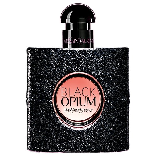 1db5b9088 Perfume Feminino Black Opium Yves Saint Laurent EDP 30ml - Incolor ...