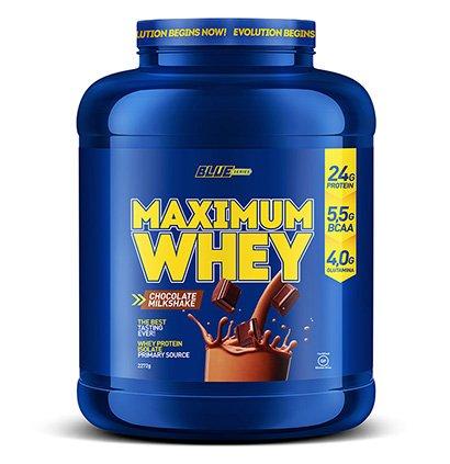 Proteina Maximum Whey Milkshake Blue Series 5Lbs