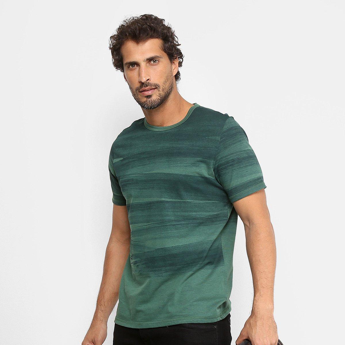 f5d69e6e94e88 Camiseta Treebo Brush Masculina