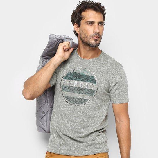 940fb26746d4c Camiseta Treebo Forest Masculina - Verde - Compre Agora
