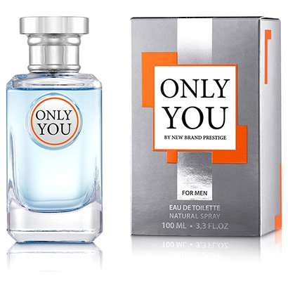 Perfume Only You For Men Masculino New Brand Prestige Eau de Toilette 100ml