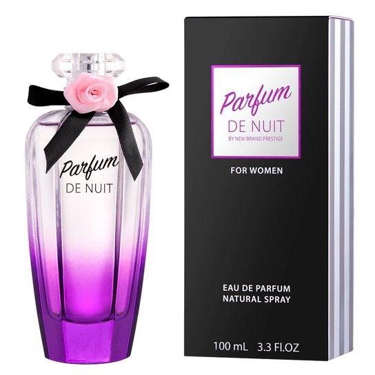 3e02d04c7bb Prestige Parfum de Nuit New Brand - Perfume Feminino Eau de Parfum 100ml -  Incolor