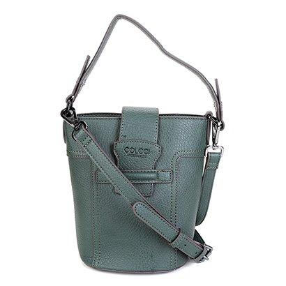 Bolsa Colcci Mini Bag Balde Passante Feminina