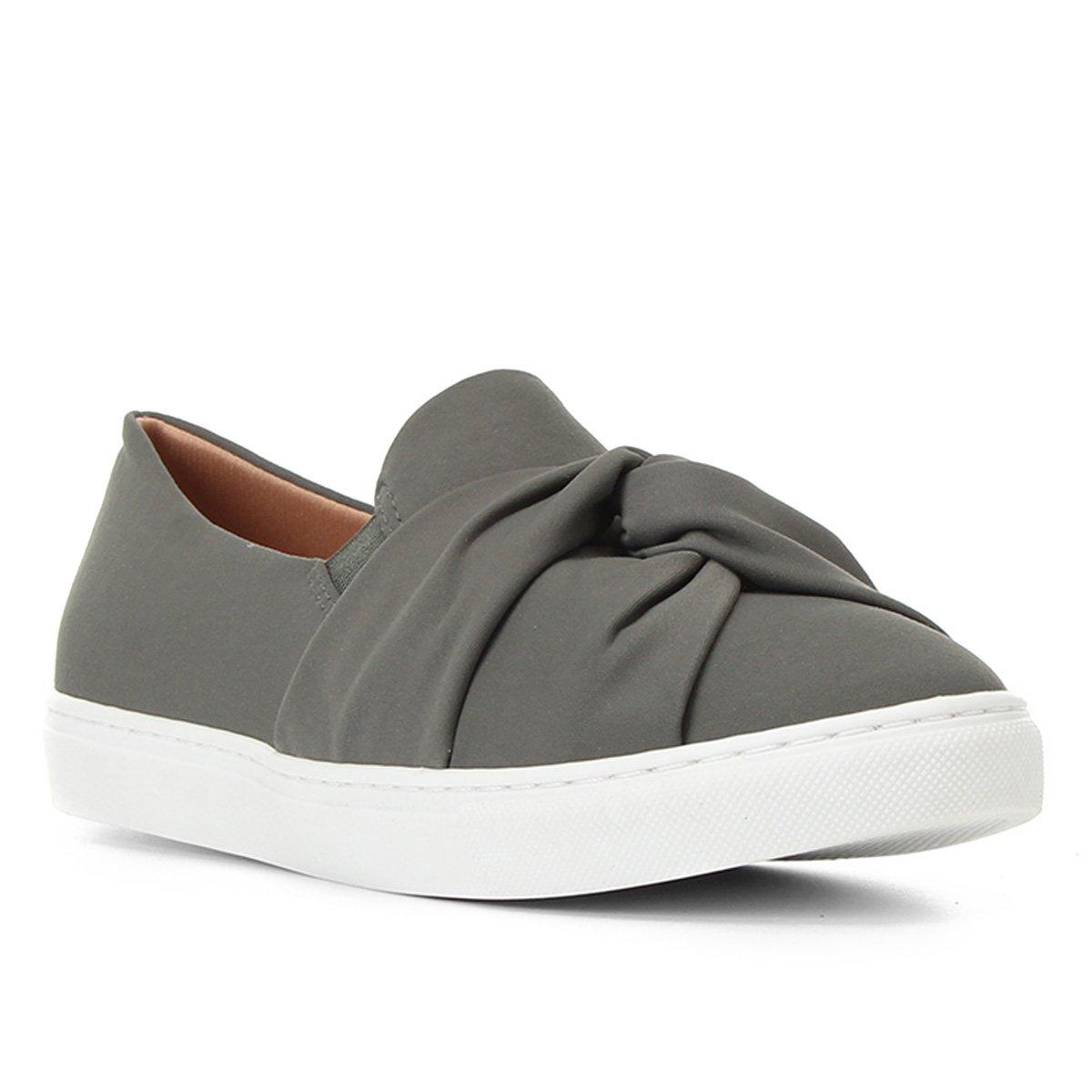 Slip On Shoestock Nó Feminino