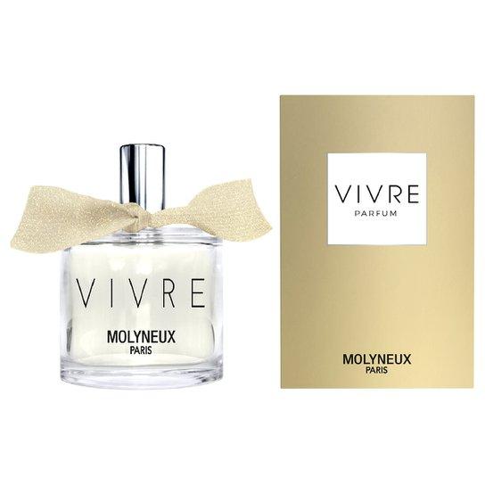 Perfume Vivre Feminino Molineaux Eau de Parfum 50ml - Compre Agora ... fbed753578