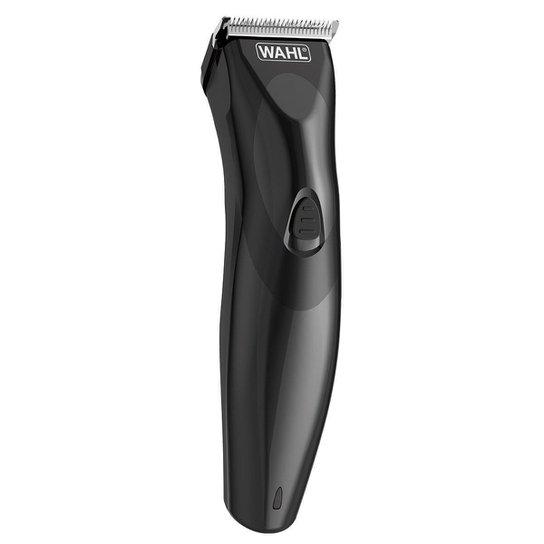 8fd790986 Máquina de Cortar Cabelo e Aparador Wahl Haircut & Beard Bivolt - Preto