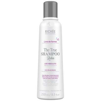 Shampoo Richée The True Liso Absoluto 250ml
