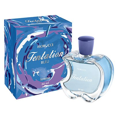Tentation Bleu Fiorucci - Perfume Feminino - Deo Colônia - 80ml