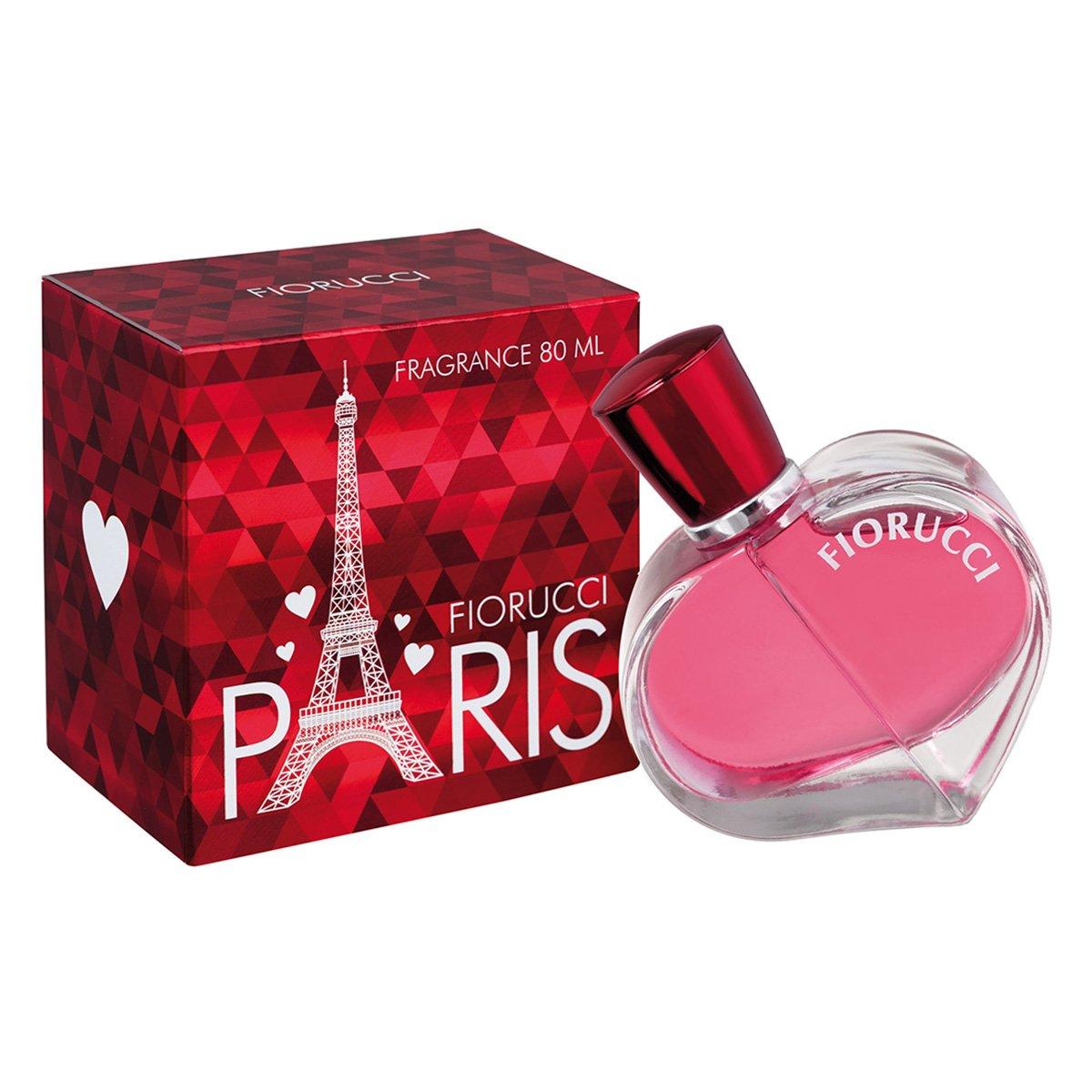 Paris Fiorucci - Perfume Feminino - Deo Colônia - 80ml