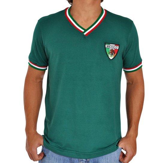 Camisa Retrô Mania México 1970 Masculina - Compre Agora  188fb76b0605f