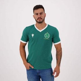 Camiseta Quatro Linhas Pacaembu - Compre Agora  e5d4db4b8ae9d