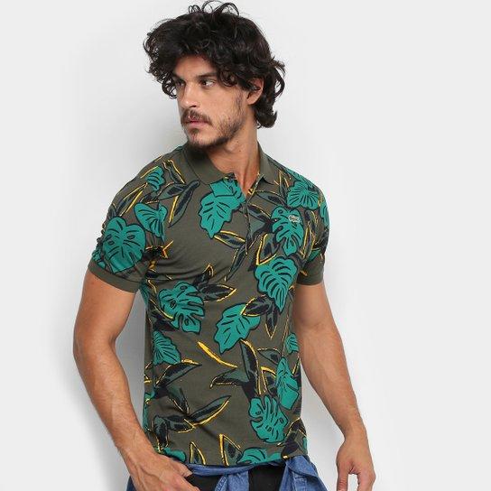 4cd725075d7e7 Camisa Polo Lacoste Live Folhagem Masculina - Compre Agora   Netshoes