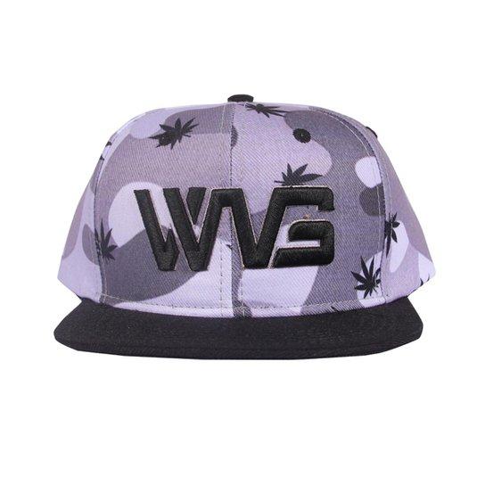 Boné Wg Snap Back - Verde - Compre Agora  e4affc16860