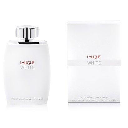 Perfume White Masculino Lalique EDT 125ml