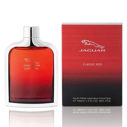 Perfume Classic Red Masculino Jaguar EDT 100ml