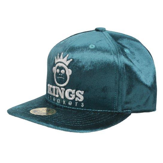 Boné Kings SnapBack Plush Edge - Compre Agora  615dd48579a