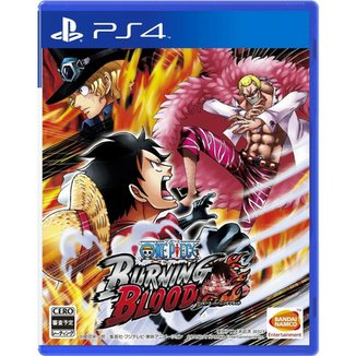 PS4 - One Piece: Burning Blood Bandai Namco