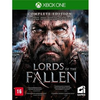 Game Xbox One Lords Of The Fallen: Complete Edition