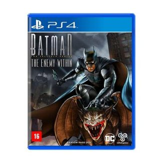 e6e429d7f7218 Jogo Batman  The Enemy Within PS4
