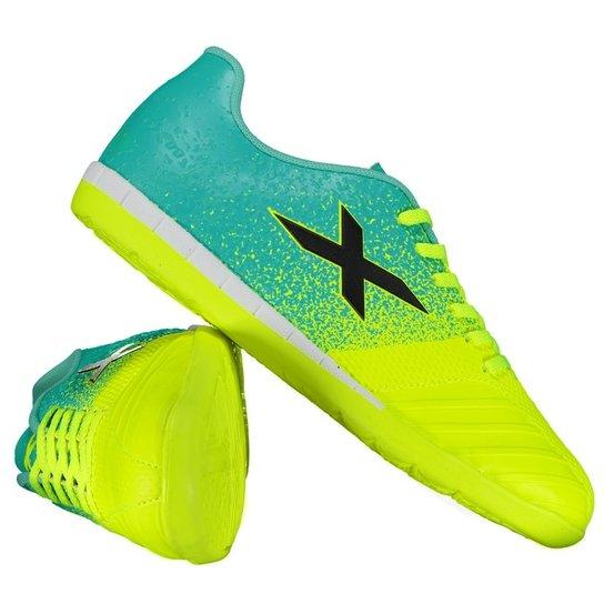 Chuteira Oxn Fusion Grip Futsal - Compre Agora  34b3199ab3531