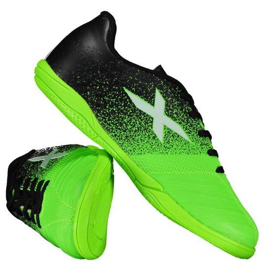 Chuteira Oxn Fusion Grip Futsal Juvenil - Compre Agora  015cc9484a778