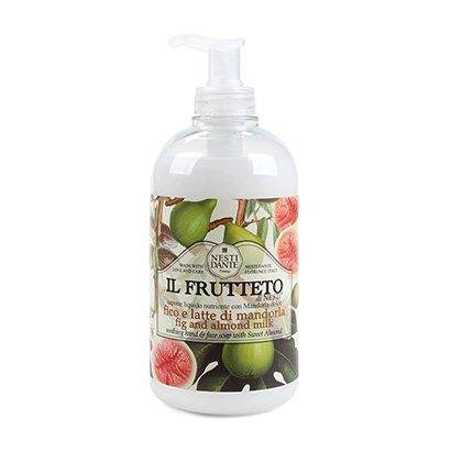 Sabonete Liquido Nesti Dante Il Frutteto Figo e Leite De Amêndoas 500ml