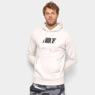 Moletom Nike Heritage Hoodie com Capuz Feminino c990ffe7e43