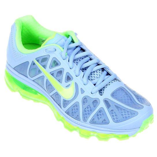 size 40 e34a3 45ad4 Tênis Nike Air Max 2011 - Azul Claro