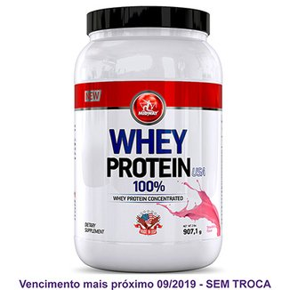 Whey Protein Midway 907g