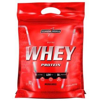 04332db03 Whey Protein Nutri Refil 907 g - IntegralMédica