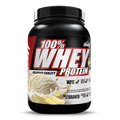 100% Whey Protein Shark Pro WPC 900g