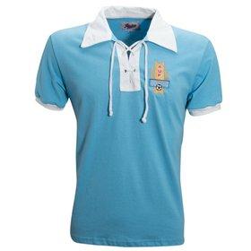 Kit Camisa Seleção Uruguai Home 17 18 Torcedor Puma Masculina + ... c471c45928395