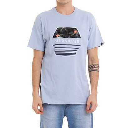Camiseta Quiksilver Drift Away Masculino