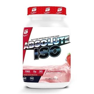 Whey Protein Isolado Absolute ISO 2Lbs  Bio Sport