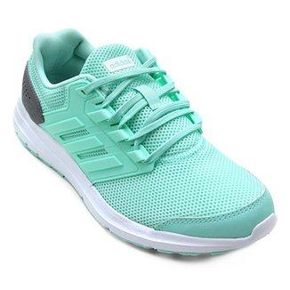 Compre Tenis Adidas Azul Claro Online  0be02524e139d