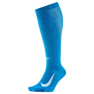 9dbe7eb681 Meia De Compressão Nike Elite Running Lightweight 2.0 Dri-Fit