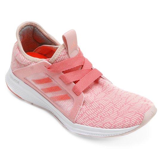 d54798391 Tênis Adidas Edge Luxe Feminino - Salmão e Branco - Compre Agora ...