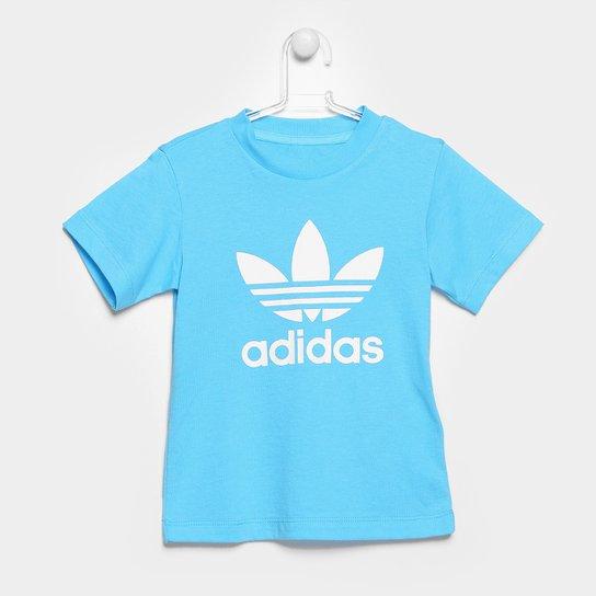 bbae5392870 Camiseta Infantil Adidas Trefoil I - Compre Agora