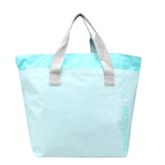 1f10116ac Bolsa Adidas Tote Studio Feminina - Azul Claro